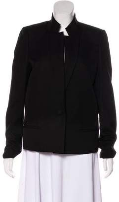 Givenchy Wool Structured Blazer