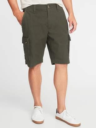 Old Navy Broken-In Built-In Flex Ripstop Cargo Shorts for Men - 10-inch inseam