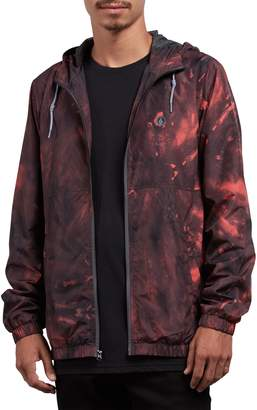 Volcom Ermont Hooded Windbreaker
