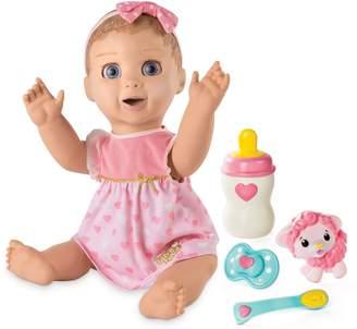 Luvabella Blonde Hair Baby Toy