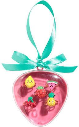 H&M 5-pack Rings - Pink