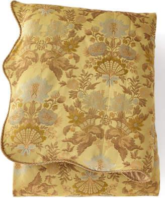 Dian Austin Couture Home Queen Petit Trianon Floral Duvet Cover