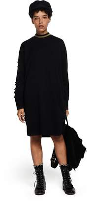 Scotch & Soda Neoprene Sweat Dress