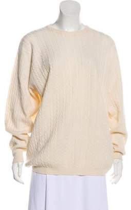 Pringle Cashmere Cable Knit Sweater