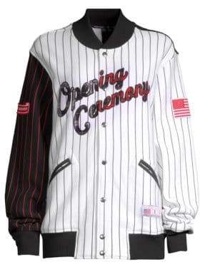 Opening Ceremony OC Baseball Jacket