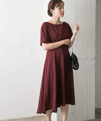Couture MAISON ウエストキリカエロングドレス