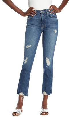 Mother The Flirt Ankle Jeans