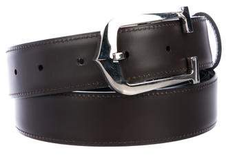Cartier C Allonge Reversible Leather Belt