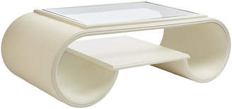 One Kings Lane Legacy Park Coffee Table - White