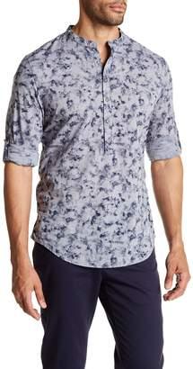 Rogue Crinkle Wash Floral Regular Fit Shirt