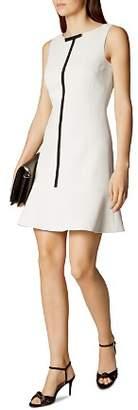 Karen Millen Contrast Trim Dress