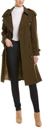 Burberry Westminster Long Heritage Trench Coat
