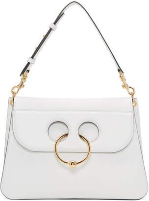 J.W.Anderson White Medium Pierce Bag