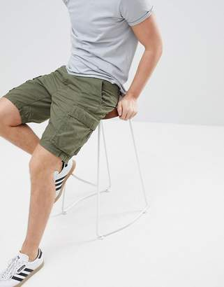 French Connection Military Cargo Shorts