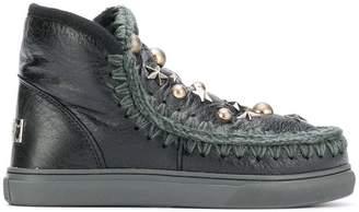 Mou Eskimo slip-on boots