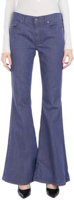7 For All Mankind Denim pants - Item 42661924NS