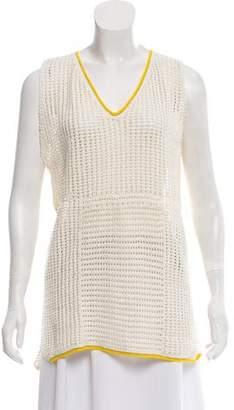 Lemlem Crochet Sleeveless Top w/ Tags