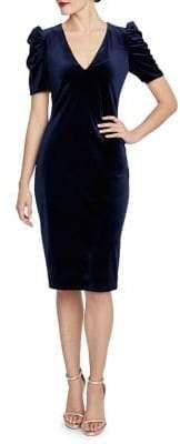 Rachel Roy Clemence Velvet Dress