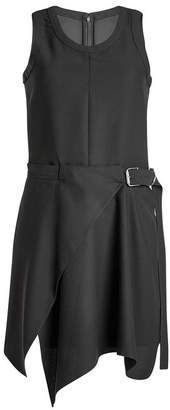 Carven Asymmetric Dress