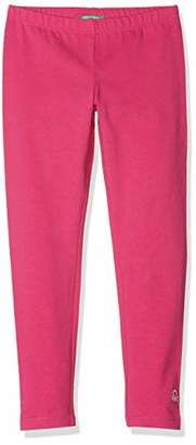 Benetton Girl's Leggings,(Manufacturer Size: 2Y)
