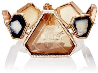 Monique Péan Women's Geometric-Link Bracelet