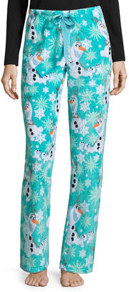 DISNEY Disney Olaf Pajama Pants-Juniors $30 thestylecure.com