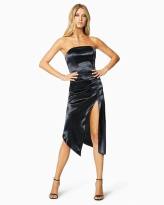 Ramy Brook Metallic Carmen Dress