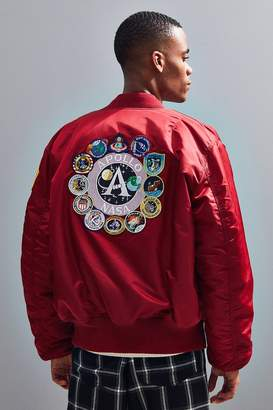 Alpha Industries Apollo MA-1 Bomber Jacket