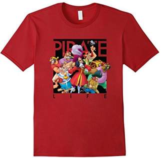 Disney Pirate Life Captain Hook T Shirt