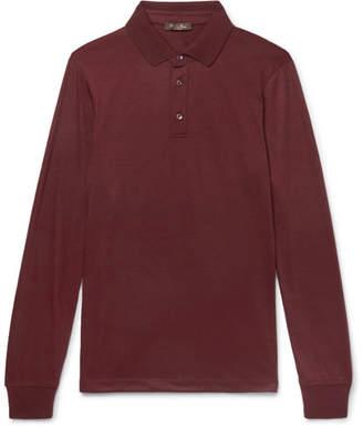 881cf84a6 Burgundy Polo Shirt - ShopStyle