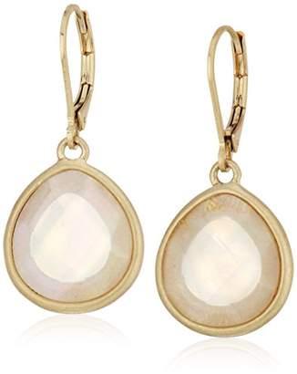 lonna & lilly Gold-Tone Teardrop Earrings