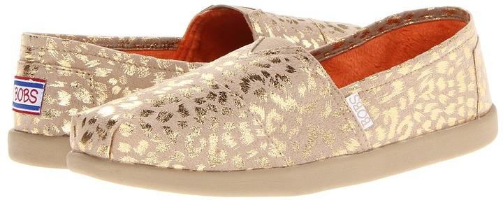 Skechers Bobs World - Beam of Light (Gold) - Footwear