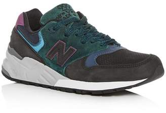 New Balance Men's 999 Suede Lace-Up Sneakers