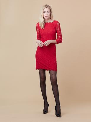 Zarita Long Lace Dress $368 thestylecure.com