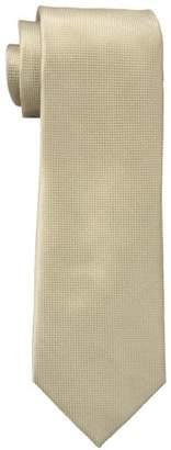 Haggar Men's Washable Classic Solid Tie