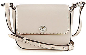 MICHAEL Michael Kors Rivington Large Flap Cross-Body Bag $198 thestylecure.com