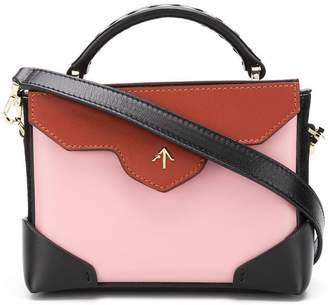 Atelier Manu top handle satchel bag
