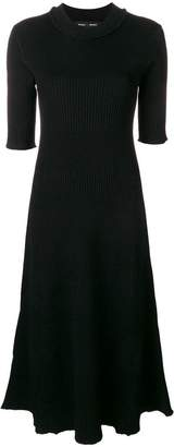 Proenza Schouler flared midi dress