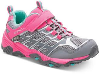 Merrell Little & Big Girls Moab Sneakers