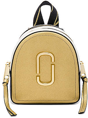 Marc Jacobs Mini Pack Shot Backpack