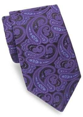 Ike Behar Persian Nights Silk Tie