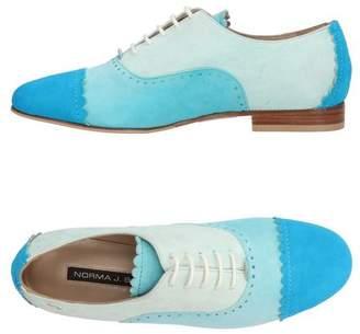 Norma J.Baker Lace-up shoe