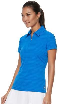 Fila Sport Women's FILA SPORT Quarter-Zip Golf Polo