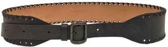 Guy Laroche Green Leather Belts