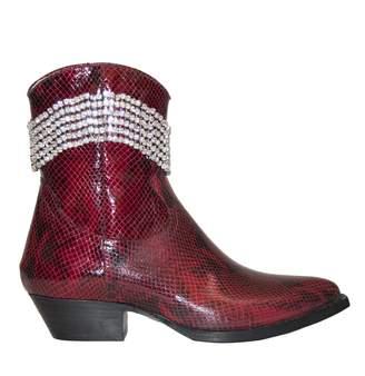 Chiara Ferragni Embellished Boots
