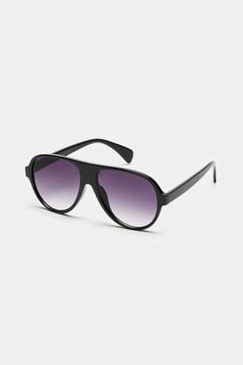 Ardene Retro Aviator Sunglasses