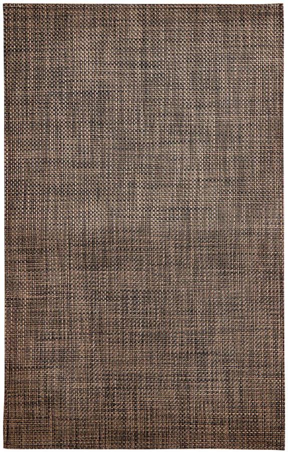 "ChilewichChilewich Earth Basketweave Floor Mat, 23"" x 36"""