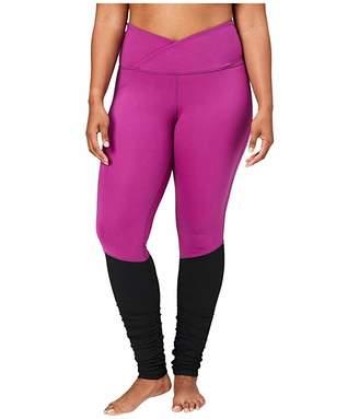 Core 10 Icon Series - The Ballerina Plus Size Yoga Leggings