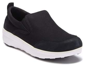 FitFlop Loaff Skate Canvas Slip-On