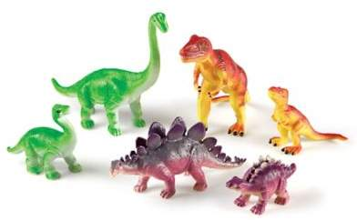 Learning Resources® Jumbo Dinosaurs: Mommas & Baby